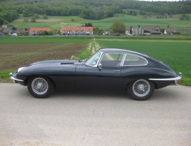 Jaguar E 4.2 Coupé