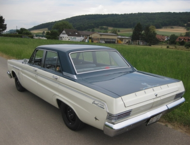 Ford (USA) Mercury Comet Limousine