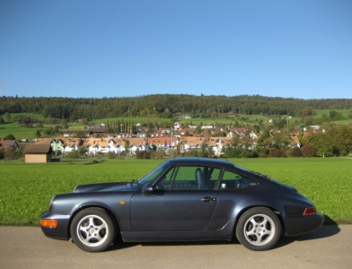 Porsche 911 Carrera 4 (964) Coupé