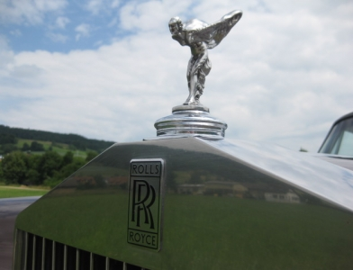 Rolls-Royce Silver Cloud III Coupé