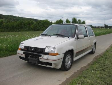Touring garage ag renault 5 gt turbo limousine 1986 for Garage renault rots