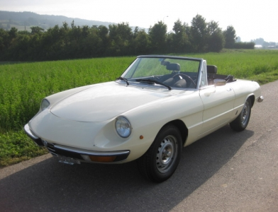 Touring garage ag alfa romeo 2000 spider cabriolet 1978 for Interieur alfa spider 2000
