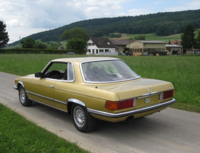 Mercedes-Benz 280 SLC Coupé