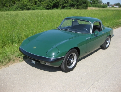 Lotus Elan S3 Coupé