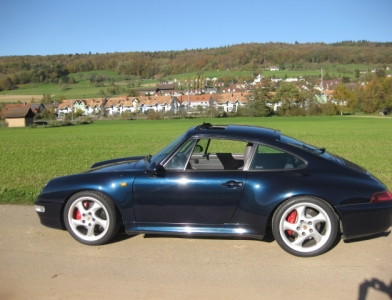 Porsche 911 Carrera 4S (993) Coupé