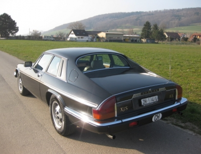 Jaguar XJ-S H.E. Coupé
