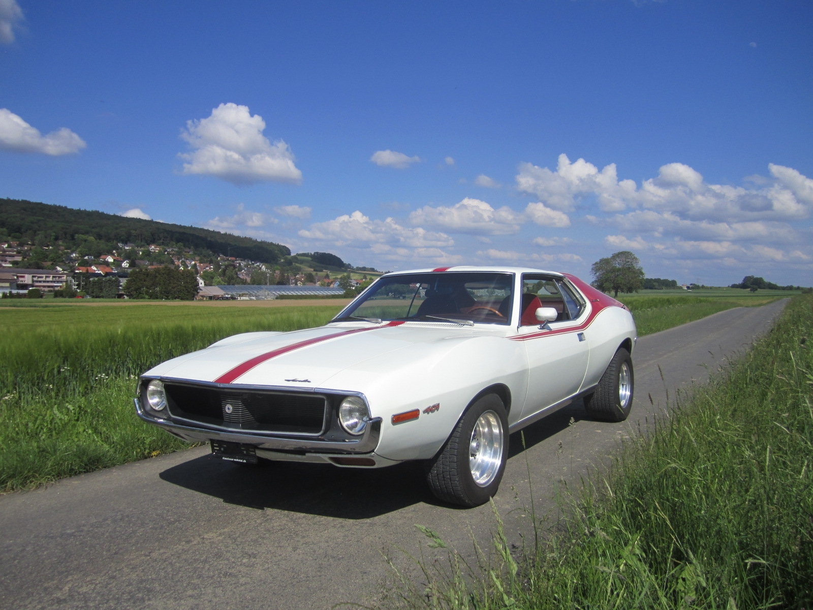 AMC Javelin SST Coupé