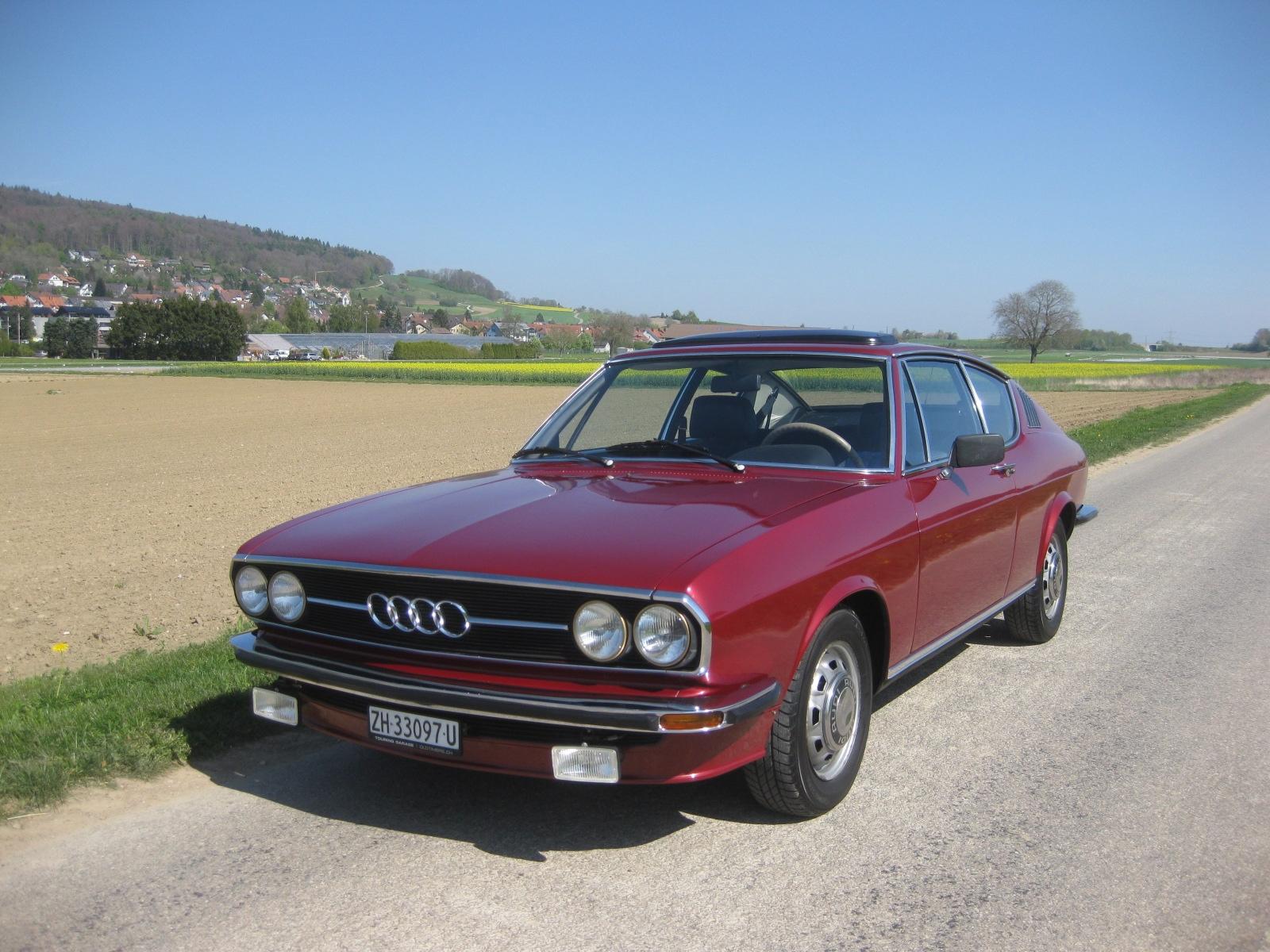Touring Garage AG | Audi 100 S Coupé 1976