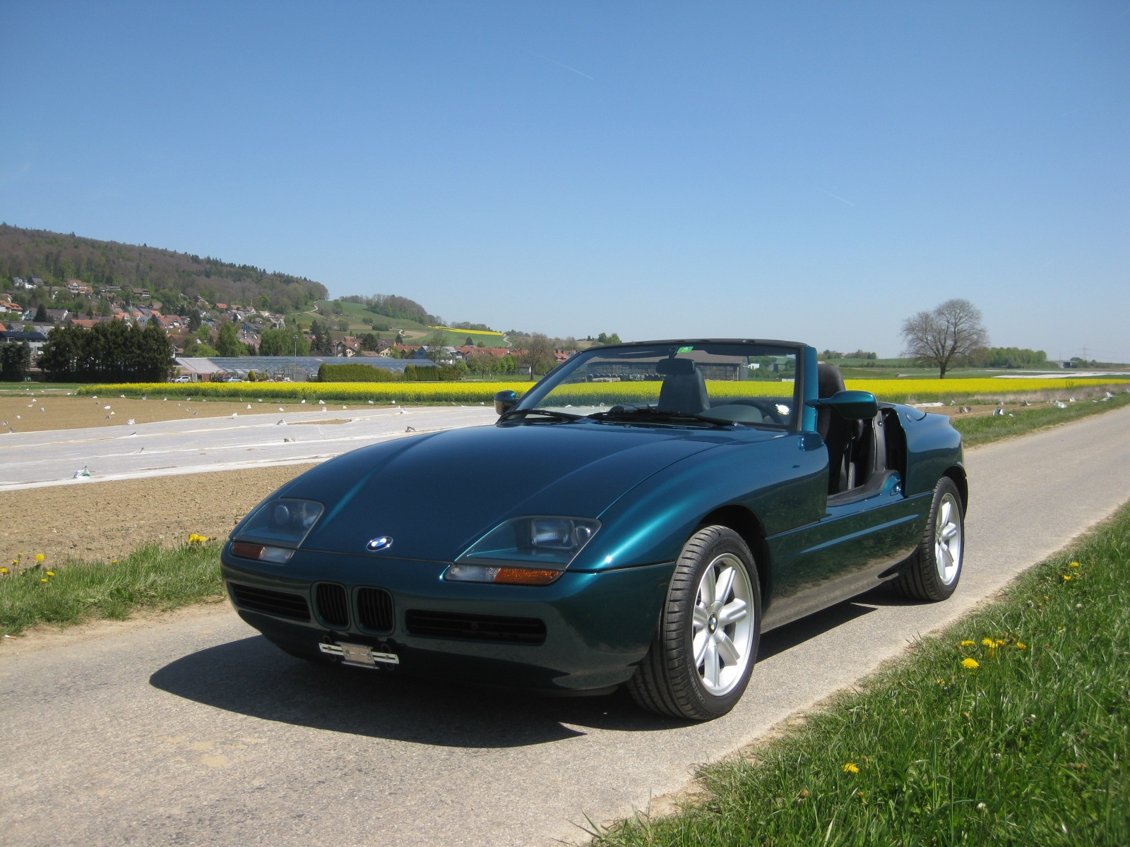 touring garage ag bmw z1 cabriolet 1991. Black Bedroom Furniture Sets. Home Design Ideas