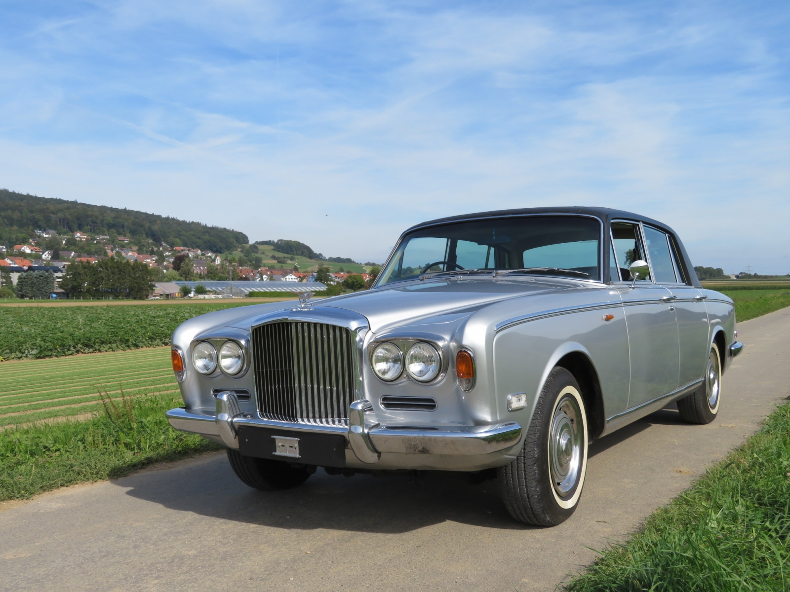 Bentley T1 Limousine
