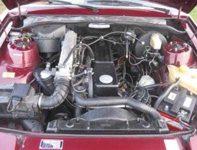 Bitter Sc Motor