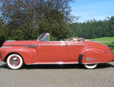 Buick Serie 50 Super Eight Cabriolet