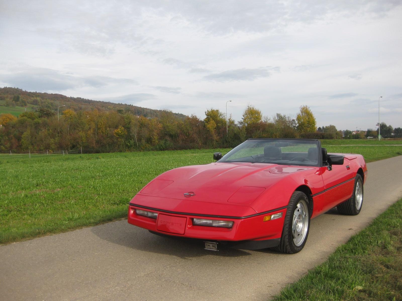 Chevrolet_Corvette_C4_Cabriolet_offen_vorne Breathtaking Ferrari Mondial T Cabrio Kaufen Cars Trend