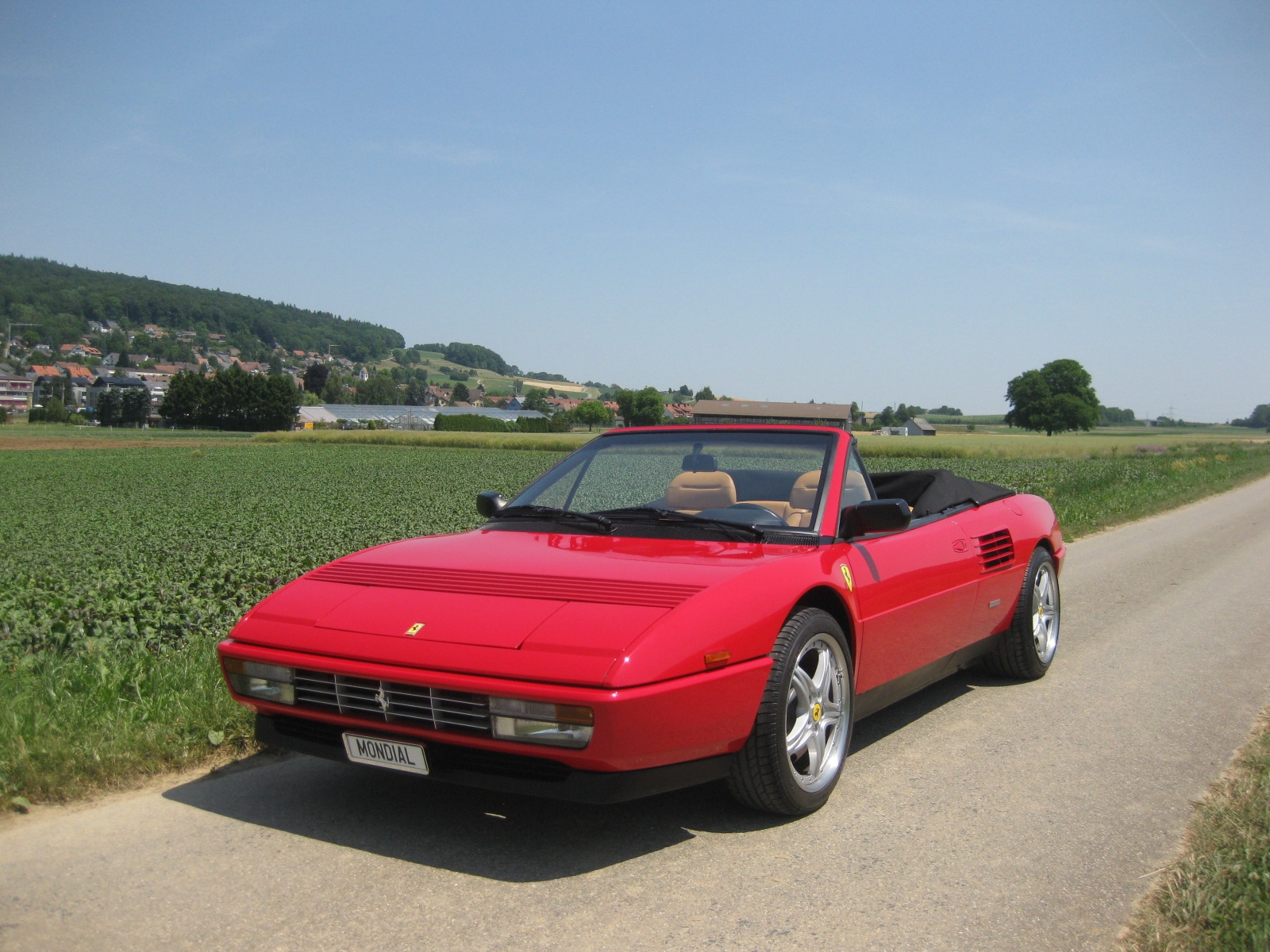Ferrari_Mondial_T_Cabriolet_offen_vorne Breathtaking Ferrari Mondial T Cabrio Kaufen Cars Trend