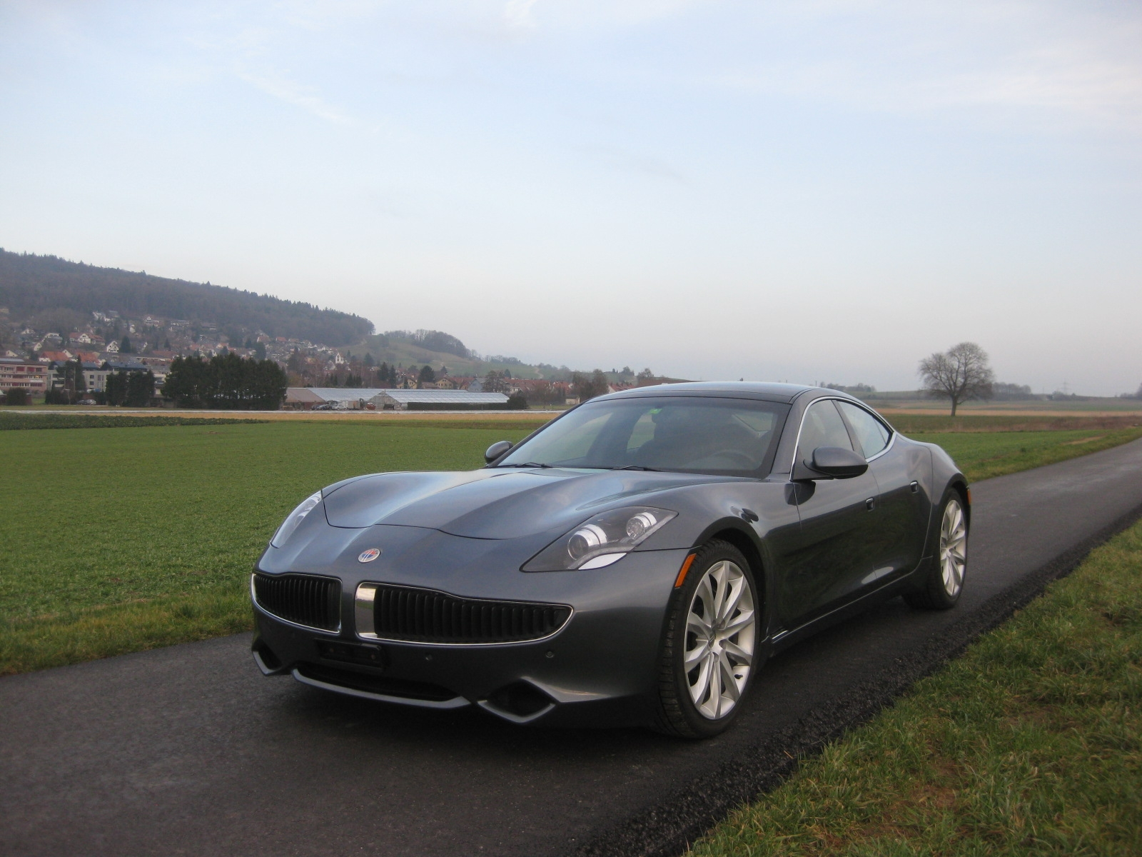 touring garage ag fisker karma limousine 2012. Black Bedroom Furniture Sets. Home Design Ideas