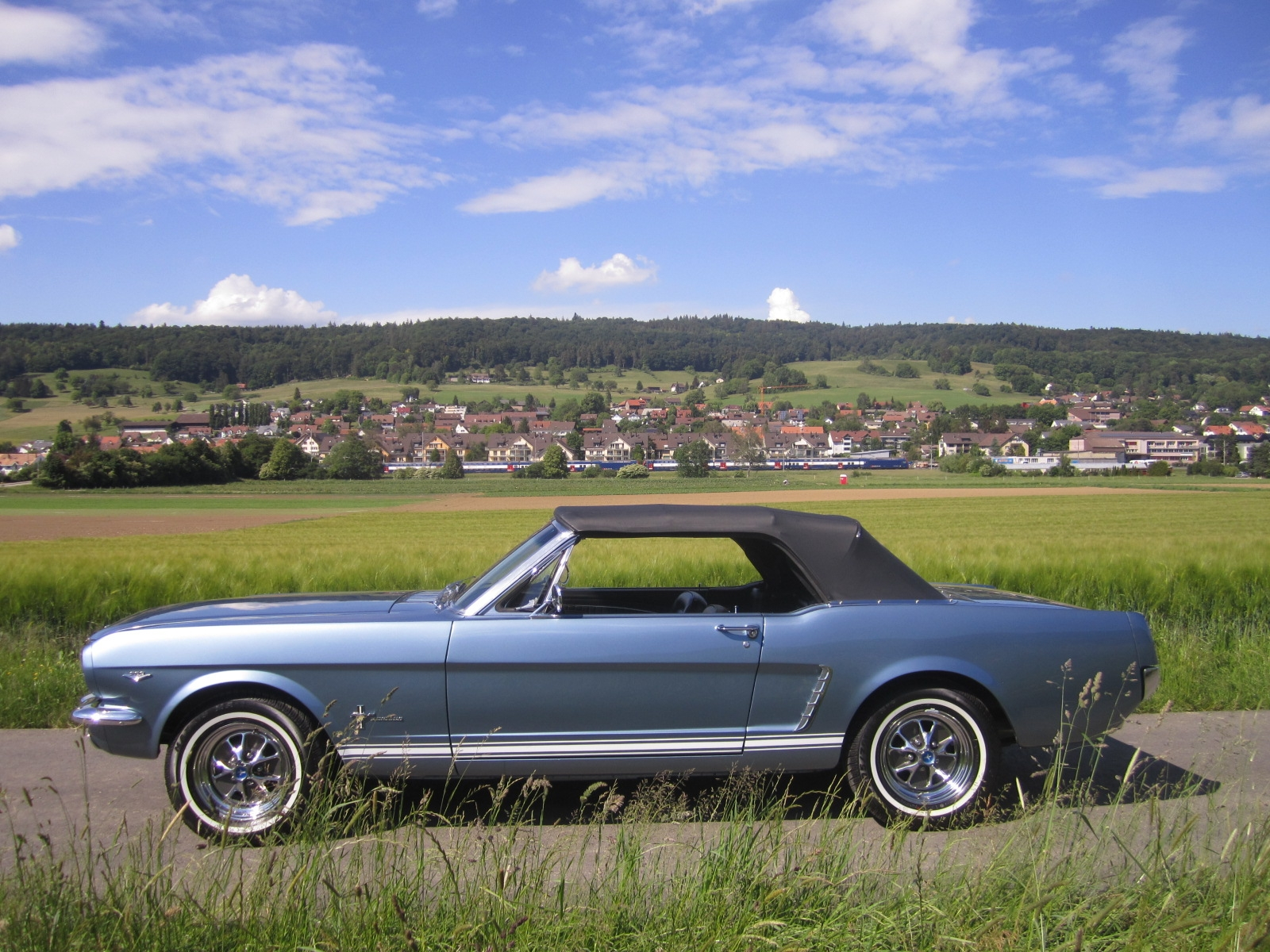 Ford (USA) Mustang Cabriolet