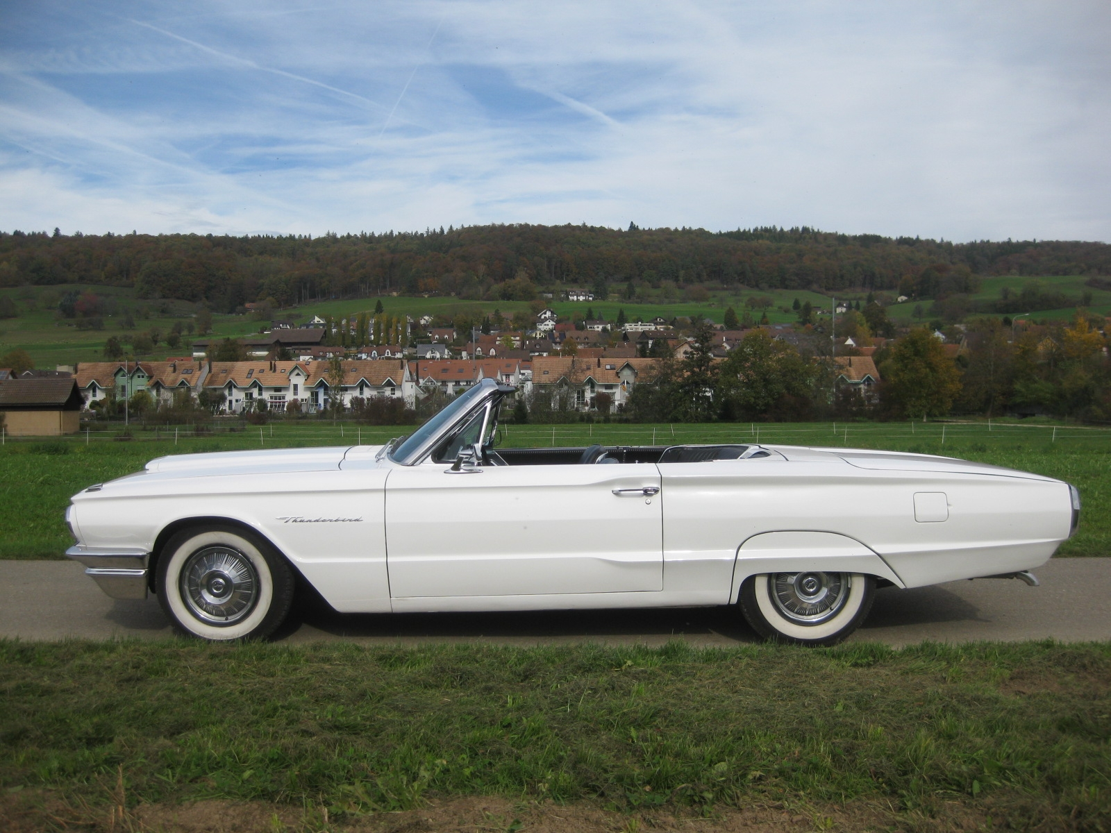 Ford (USA) Thunderbird Cabriolet