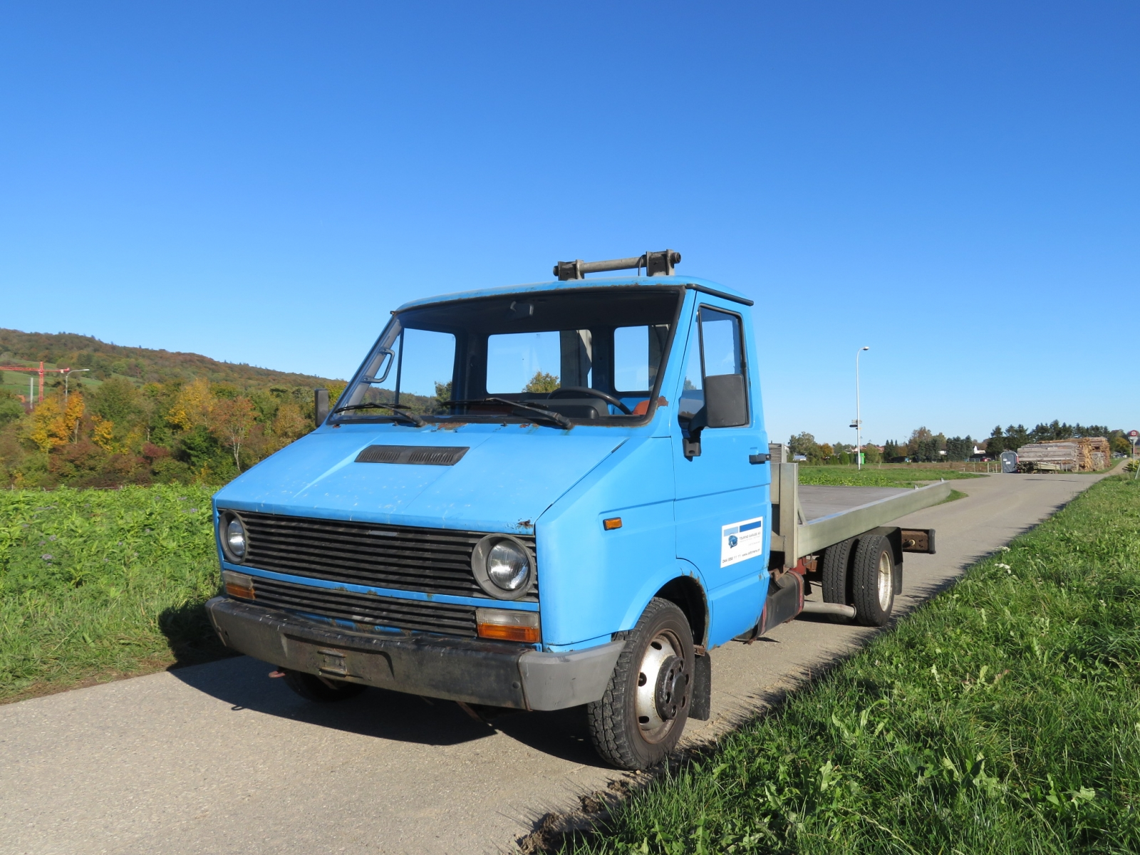 Iveco 35.10 Turbo Daily 2.4TD Autotransporter