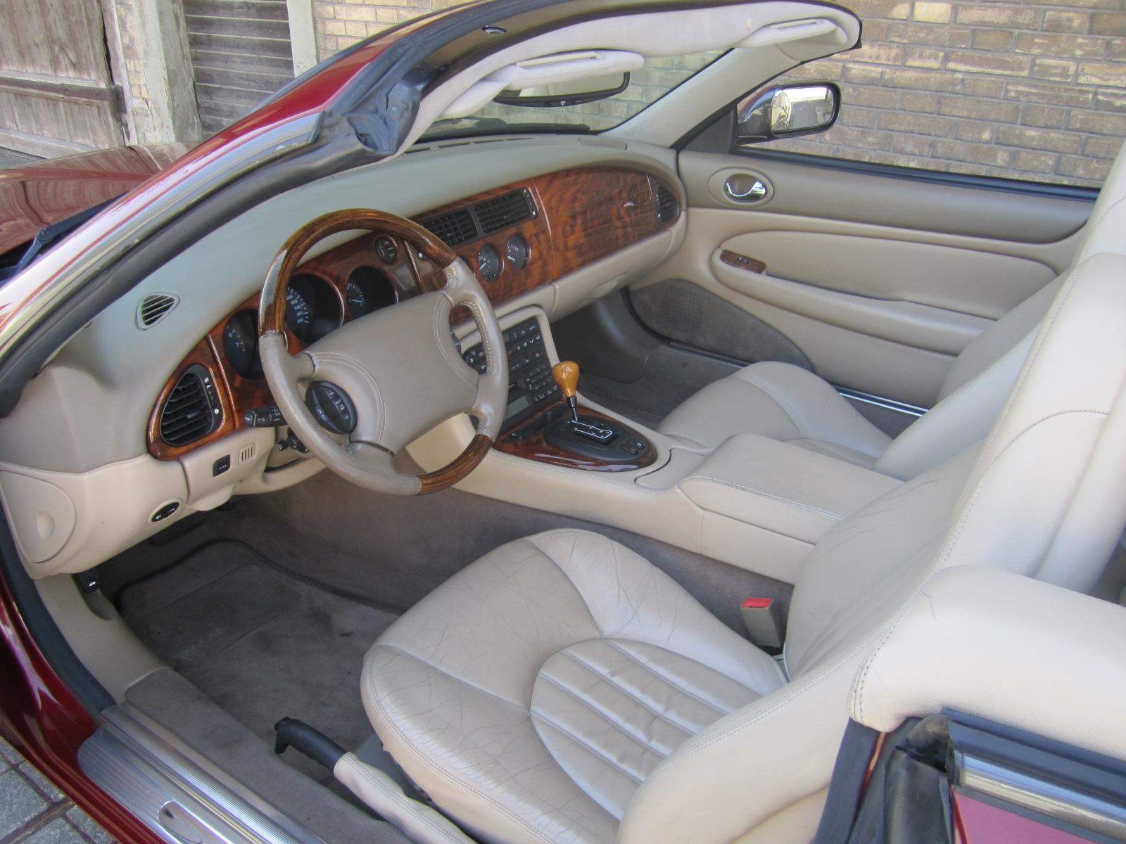 jaguar xkr 1999 technische daten