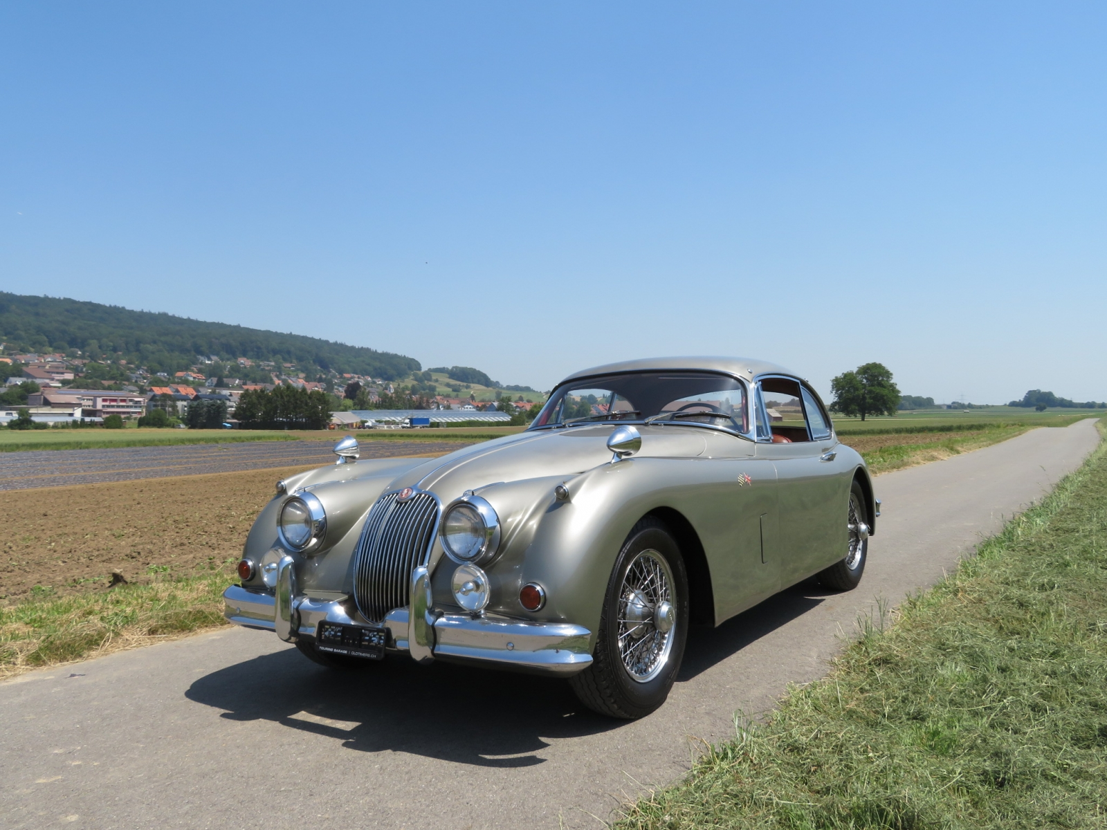 Jaguar XK150 3.4 FHC Coupé