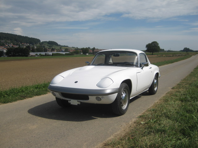 Lotus Elan S4 Coupé