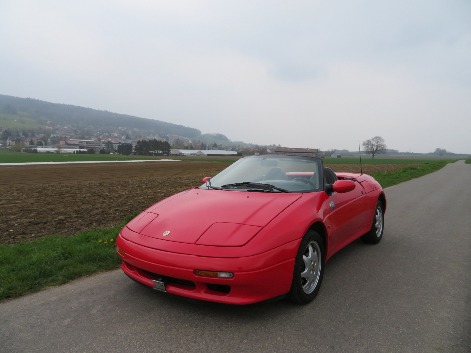 Lotus Elan 1.6 Turbo SE Cabriolet