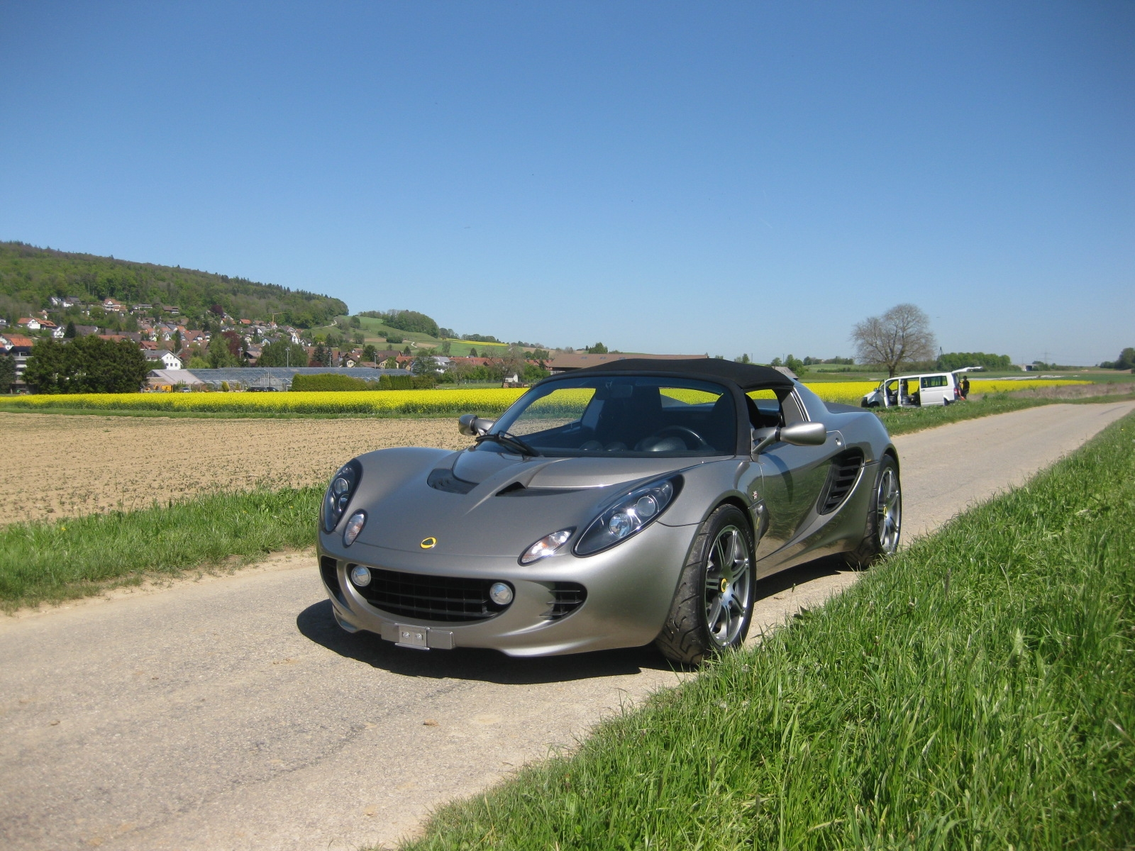 touring garage ag lotus elise 111r sc cabriolet 2007. Black Bedroom Furniture Sets. Home Design Ideas