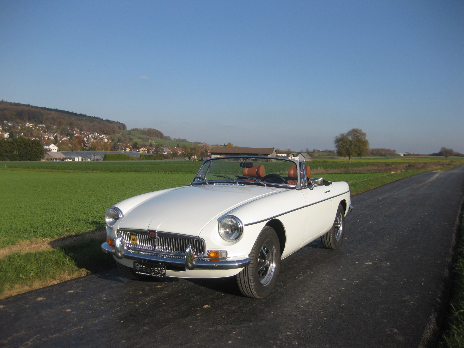 touring garage ag mg mgb cabriolet 1976. Black Bedroom Furniture Sets. Home Design Ideas