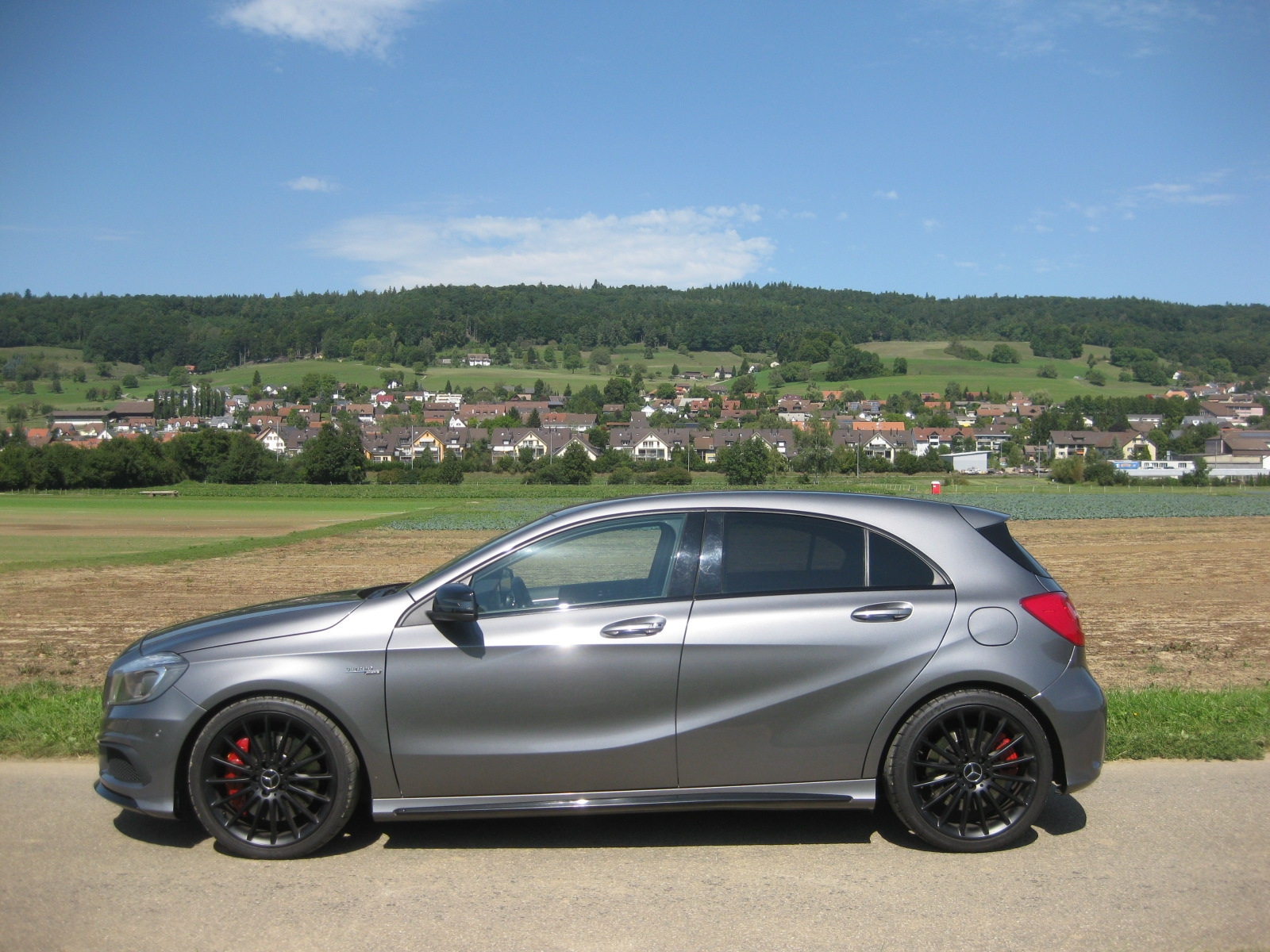 Touring garage ag mercedes benz a 45 amg 4matic for Mercedes benz a 45 amg 4matic