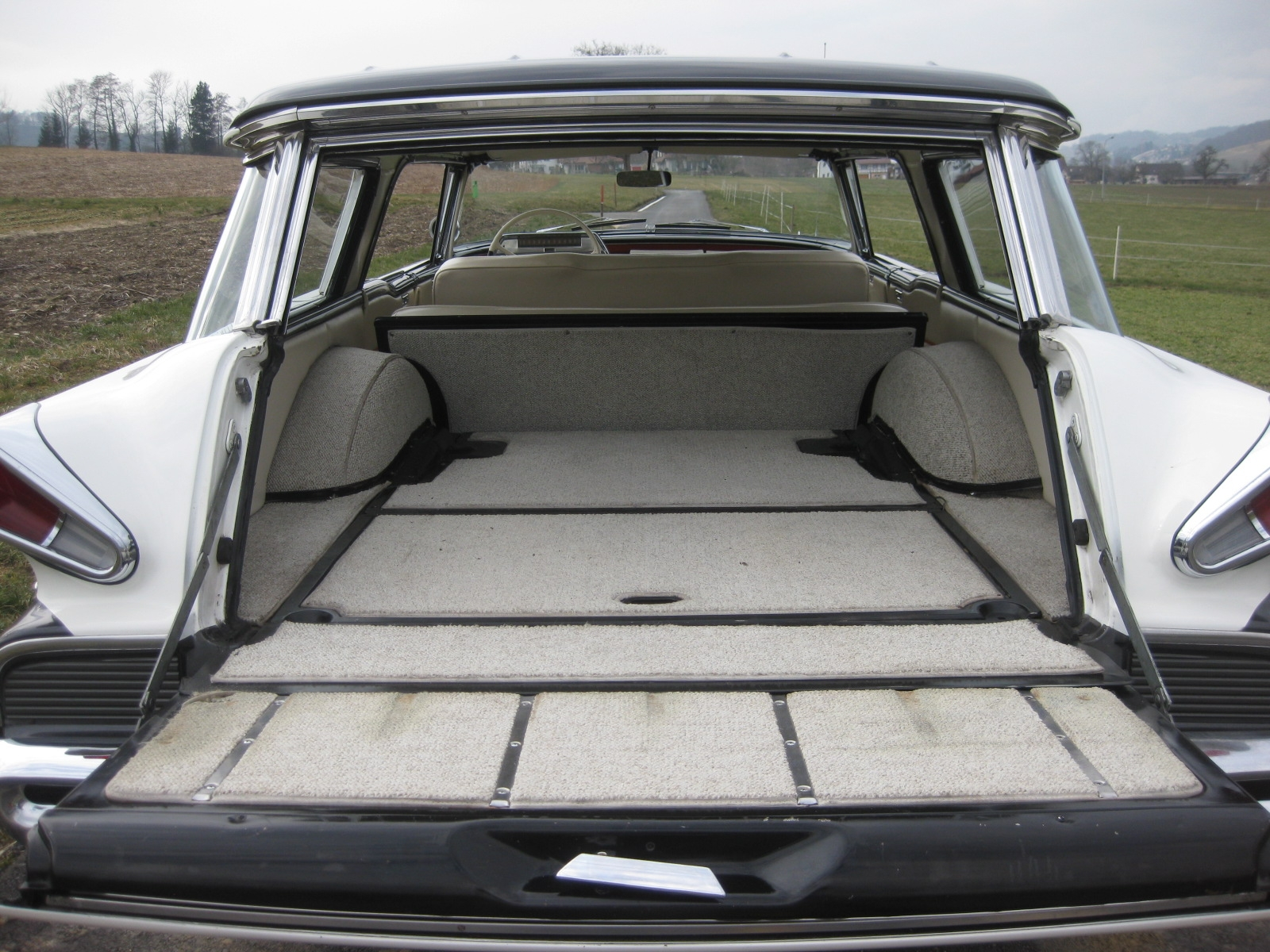 Mercury Commuter Station Wagon Kombi