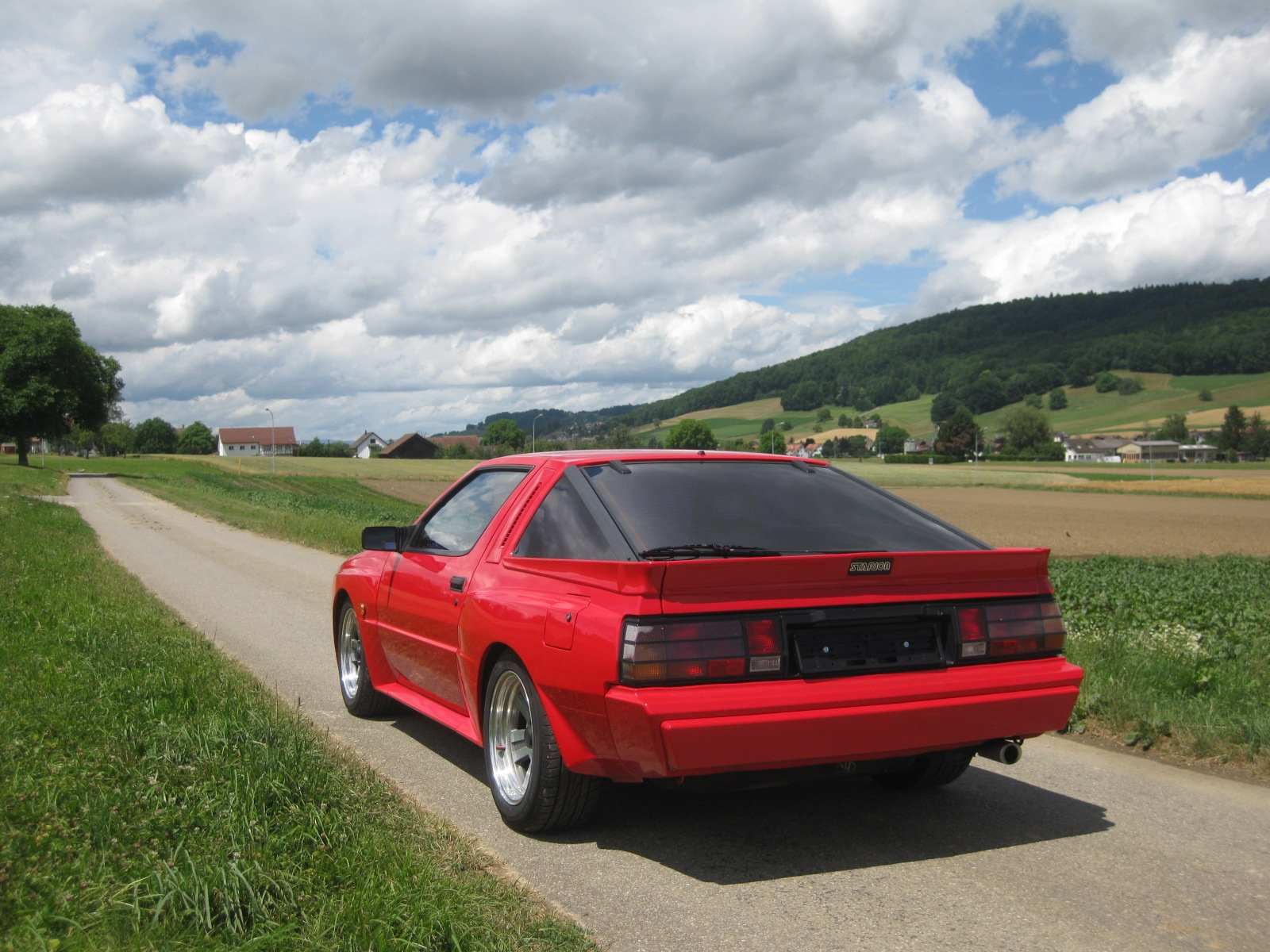 Mitsubishi Starion 2600 Turbo Coupé