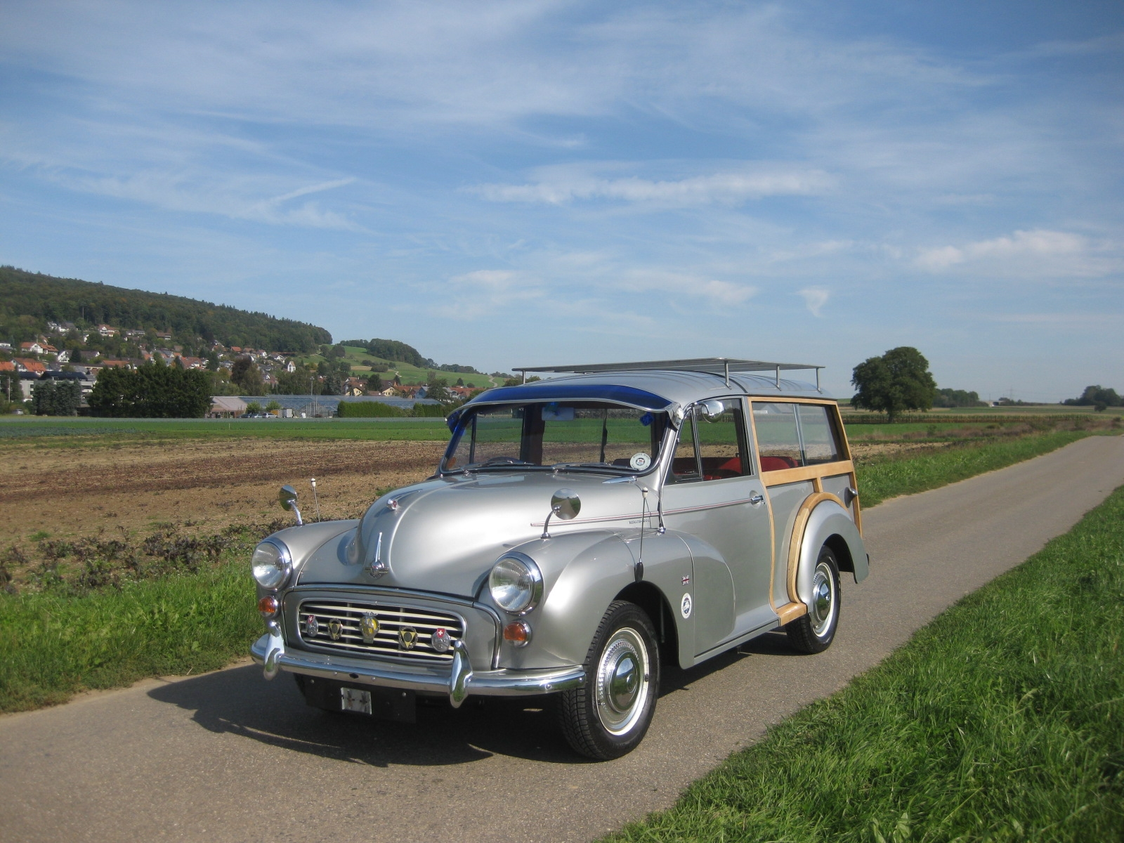 Morris Minor Traveller Kombi