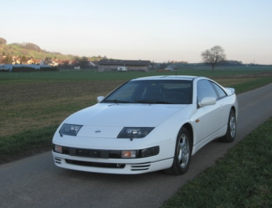 Nissan 300 ZX Twin Turbo Targa