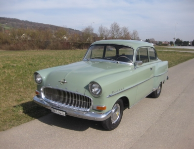 Opel Olympia Rekord Limousine