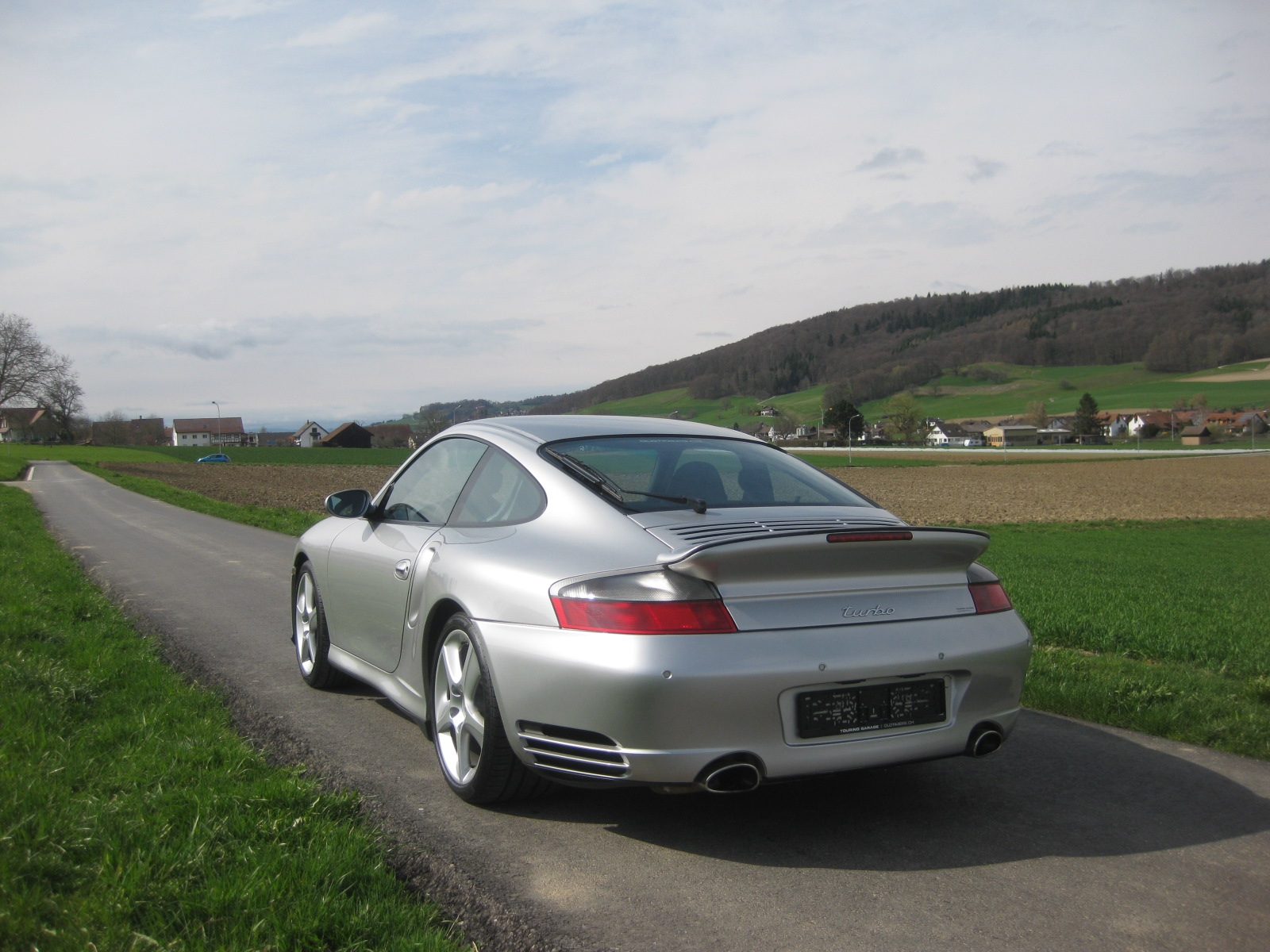 Porsche 911 Turbo Coupé